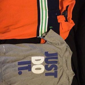 Lot of toddler boy 4T clothing